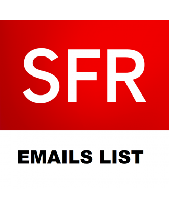 SFR Emails List