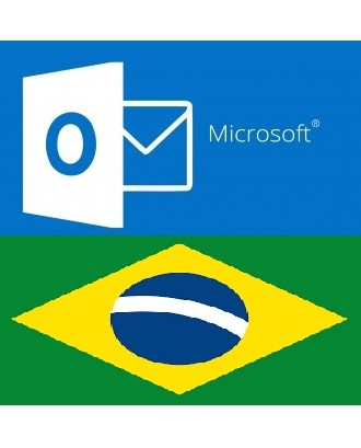 Brazil Microsoft Emails List