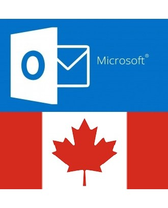 Canada Microsoft Emails List