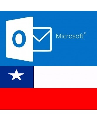 Chile Microsoft Emails List