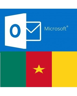 Cameroon Microsoft Emails List