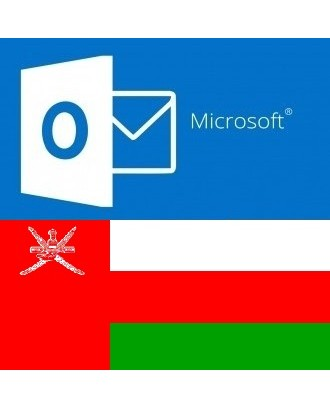 Oman Microsoft Emails List