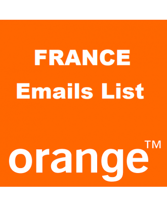 Orange France Emails List