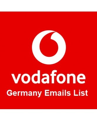 Vodafone Germany Emails List